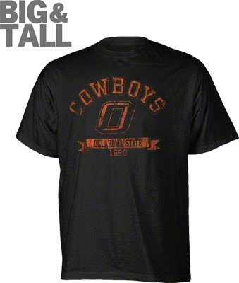 Oklahoma State Cowboys Big N Tall T Shirts Hoodie Sweatshirt