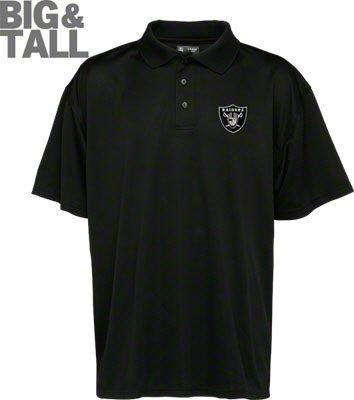 Oakland Raiders Big N Tall T Shirt Long Sleeve Sweatshirt