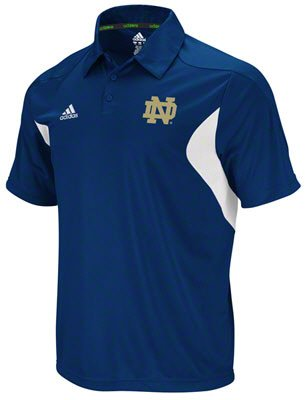 Notre Dame Fighting Irish 3X Polo T-Shirt