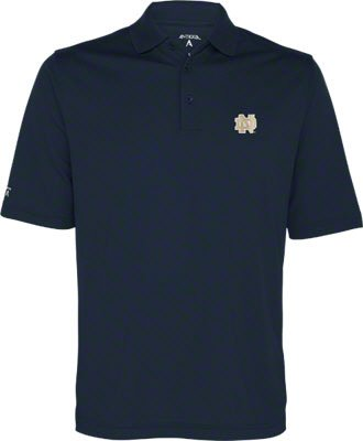Notre Dame Big Man's Polo Shirt 2X, 3X, 4X